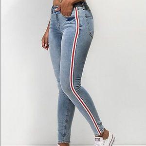 BDG High Rise Skinny Stretch Jeans 33